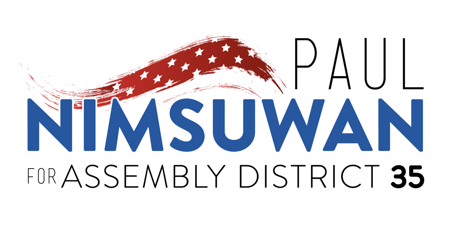 Paul Nimsuwan for Assembly District 35