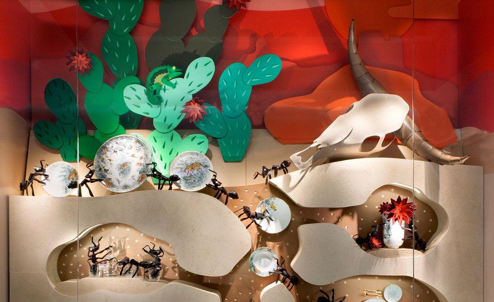 Hermès Desert Digs
