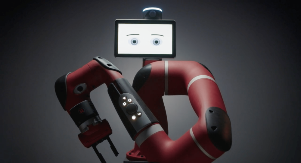 Rethink Robotics</br><em>Product Launch</em>|healthcare-technology