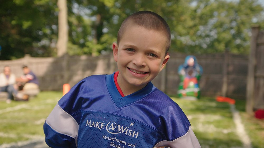 Make-A-Wish<br><em>8000th Wish</em>|corporate-non-profit