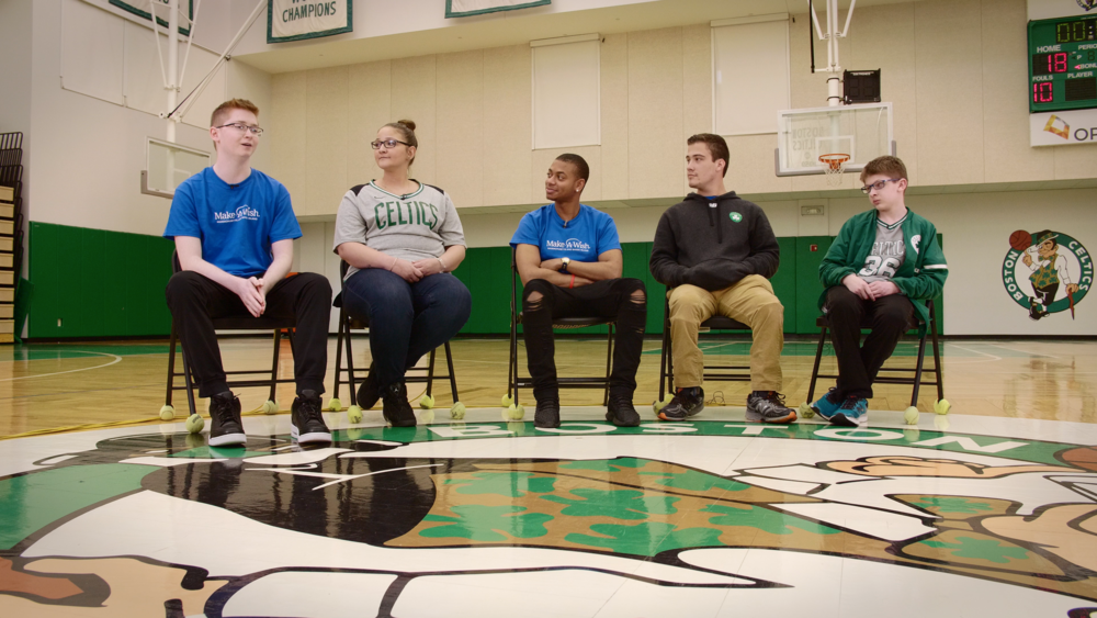 Make-A-Wish</br><em>Celtics Tribute</em>|more-work