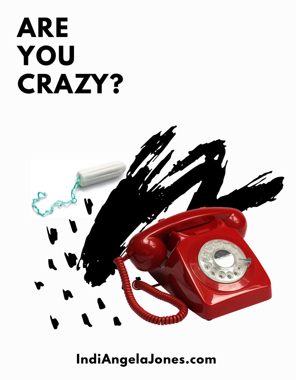How to tell if you're crazy.