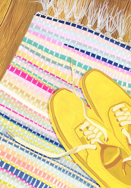 Sunshine Shoes