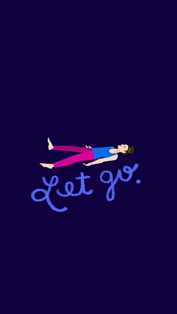 Maria Rose Adams - Let Go - Phone Wallpaper