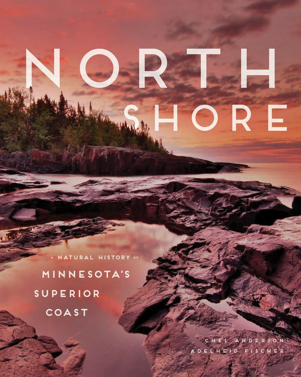 "The North Shore - Relatively minute differences keep one ecosystem from overrunning the other...Today the difference of a mere 3.6 degrees Fahrenheit in mean summer temperatures divides the oak and maple forests around the Twin Cities from the spruce-fir forests of Duluth.–from ""North Shore: A Natural History"" by Chel Anderson and Adelheid Fischer"