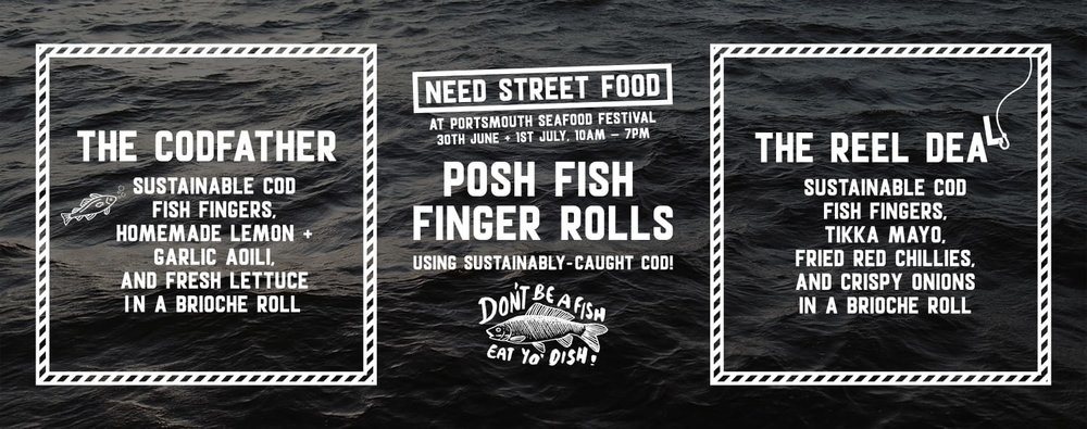 Portsmouth Seafood Festival Need Street Food