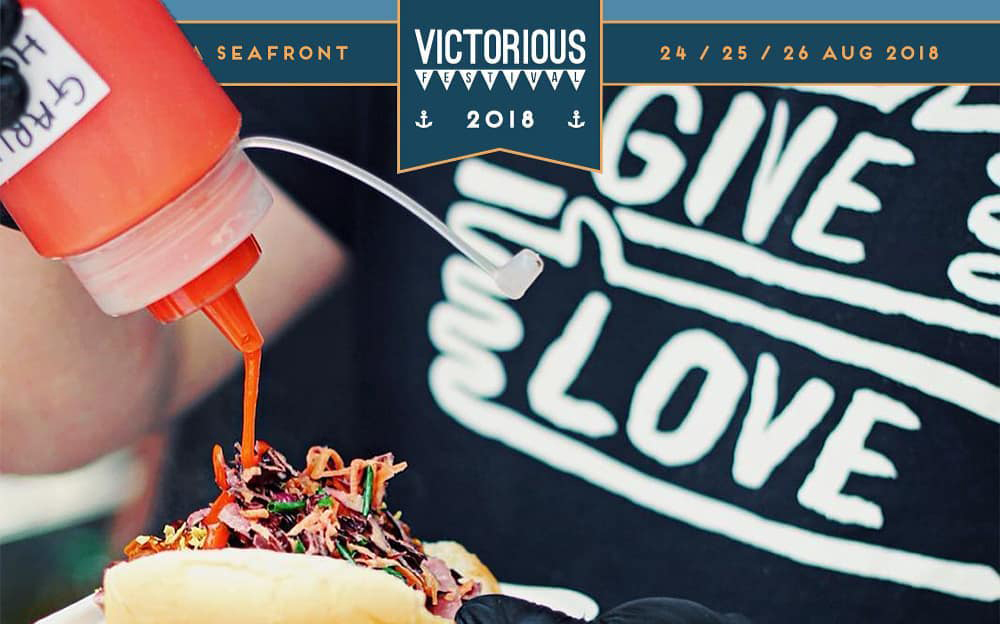 Need Street Food Victorious Festival Portsmouth