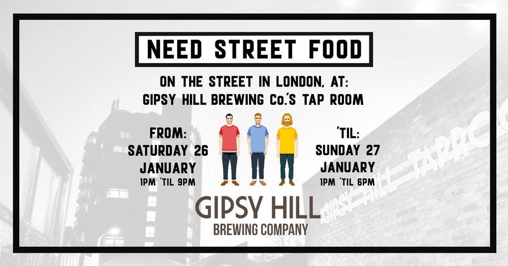 Need Street Food pop-up at Gipsy Hill Brewing Co. Header.jpg