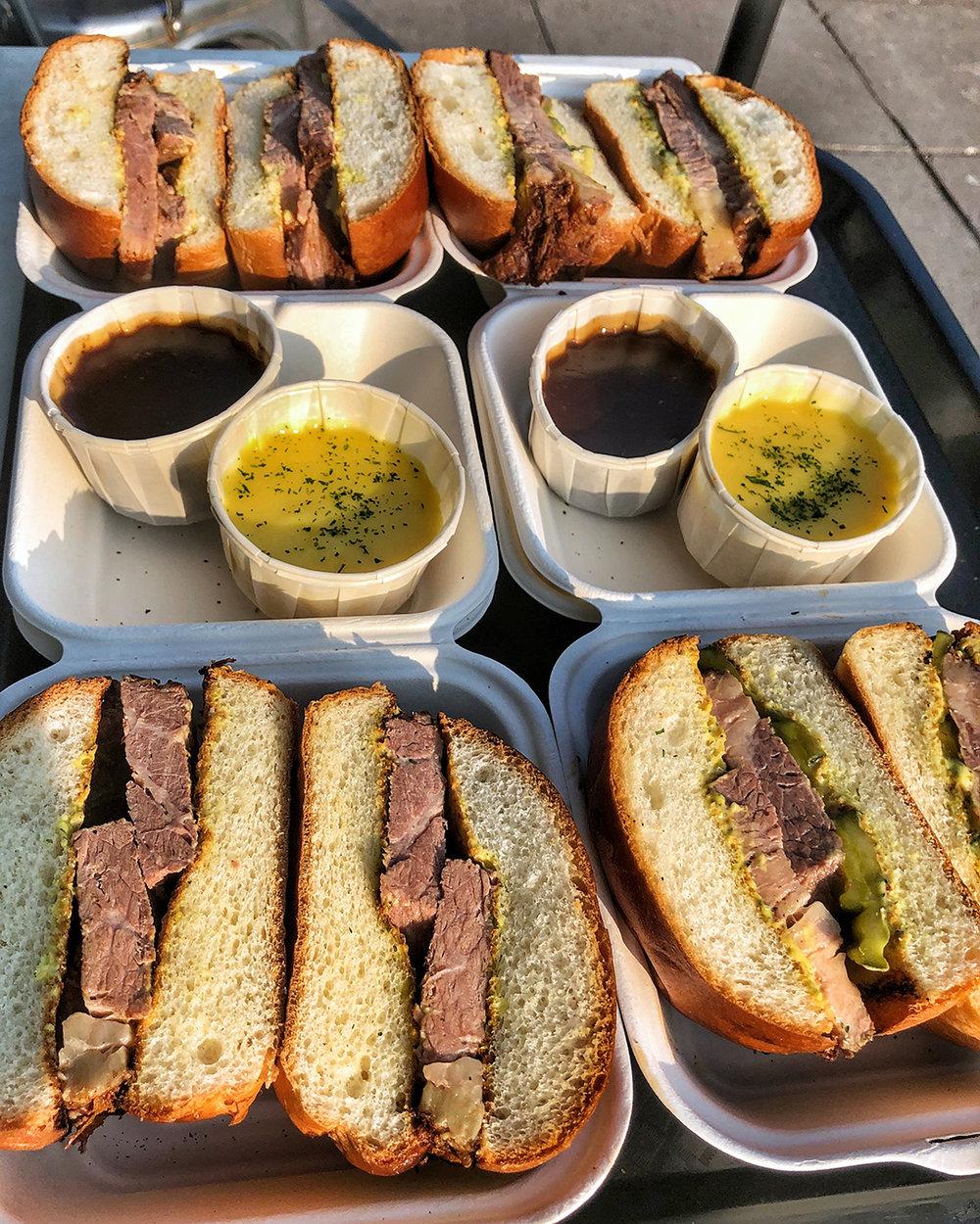 Need Street Food KERB InKERBator Weekender Southbank Centre French Dip Roll (2).jpg
