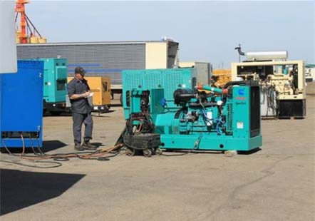 Generator On-Site Repair
