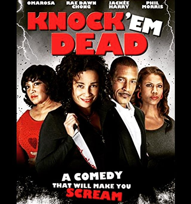 #flashbackFriday #fbf to good friend #daviddecoteau 's gazillionth film with #earcandysound 2014's #knockemdead #finalmix #mande #adr #soundmix #foley #audiomix #adr #postproduction #omarosa #raedawnchong #jackeeharry #philmorris #independentfilm #comedy #thriller #blackfilm #diversity #lgbtq here's to a gazillion more films with the legendary #director at the helm. Rent it, stream it, see it!