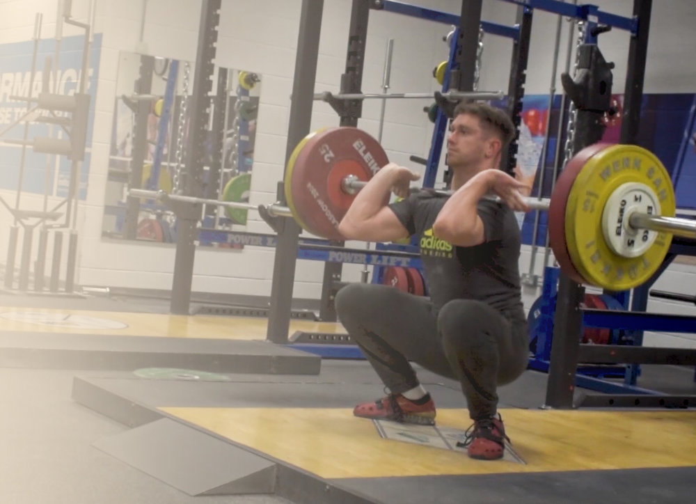 THE STRONGEST*:   AFTER THE GLISTENING AND SHORT LIVED BADMINTON CAREER FINLAY FOUND HIMSELF WORKING AS A STRENGTH AND CONDITIONING COACH WITH MANY OF SCOTLAND'S TOP ATHLETES.  WORKING UP TO THE RELENTLESS SETS OF PULLS AND SQUATS REQUIRES FUEL. CAFFEINE IS THat FUEL.  *WELL, OUT OF THIS TRIO. - FINLAY MACHUGH@FINLAY110