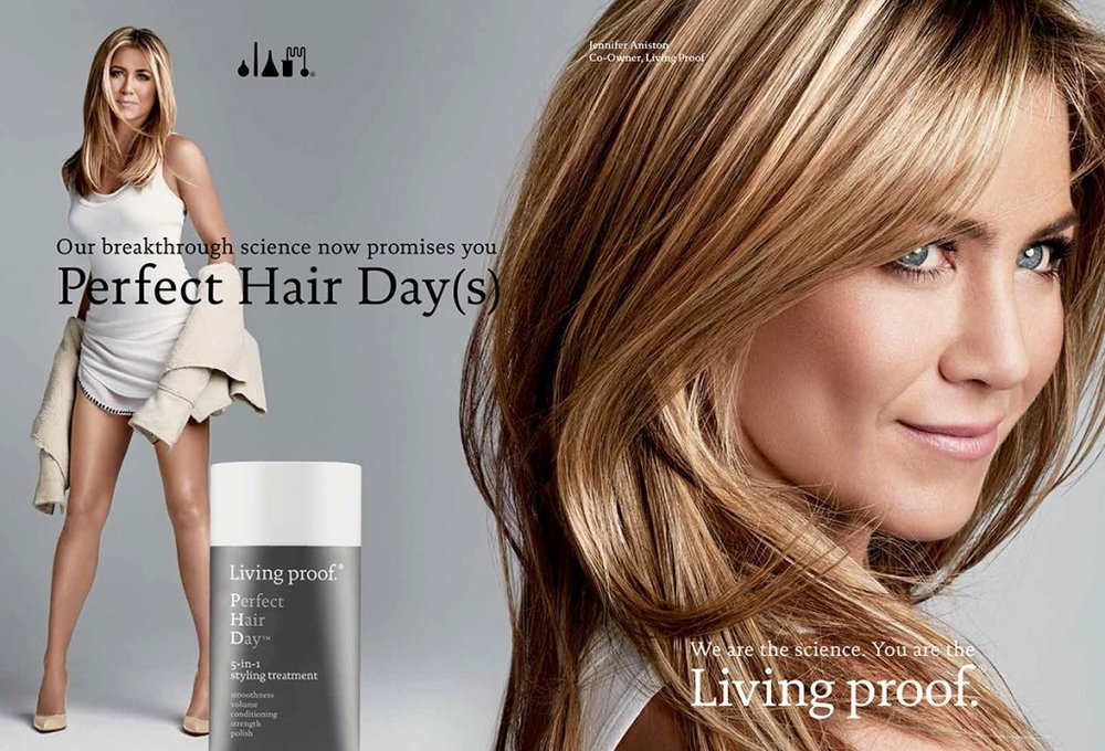 Living proof. Hair product. Sassafras Salon. Davis, California.