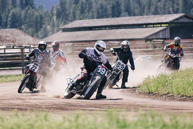 The other kind of ranch life 🤠 - - - - -  #leftisright #gofastturnleft #dirtbikeracing #flattrackracing #flattracker #flattrackracing #flattrackbc #lowsidersmc #motophoto #racing #lifeontwowheels #flattrackcanada #braap #vintagebikes #sideburnmag #dirttrack #motorcycles #canon5dmarkiii #bikersofinstagram  #motorsports #livetoride  #dirtbikemagazine #dirtbikemag #bikersofinstagram #dirtworld #dirtbikegram_features #actionsports #adrenalinejunkie #extremesports #forahappymoment