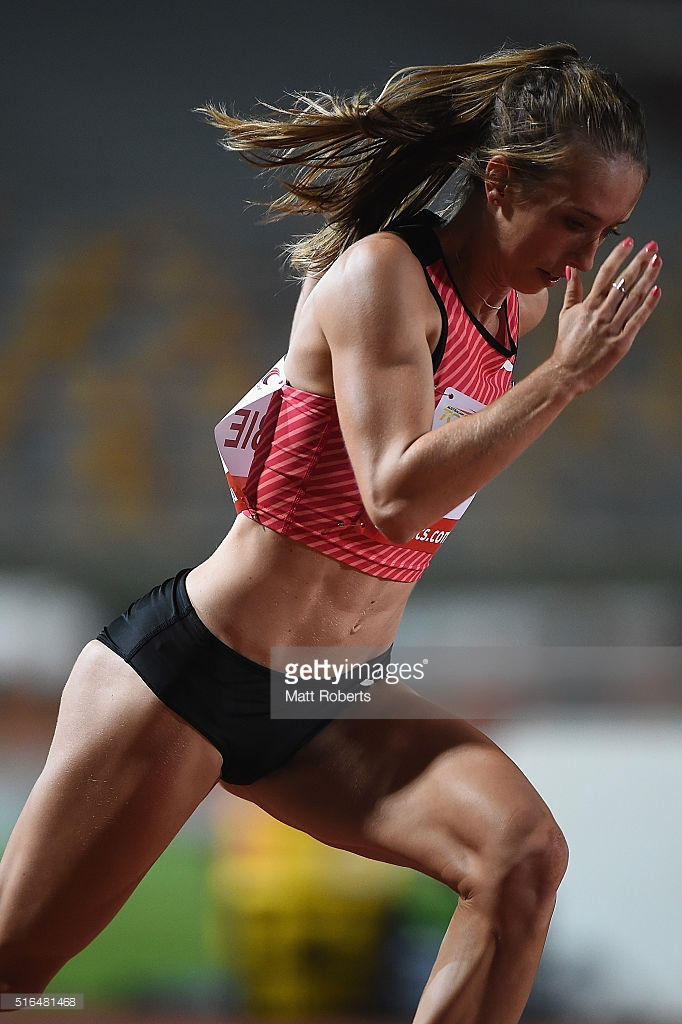 during the Queensland Track Classic on March 19, 2016 in Brisbane, Australia.
