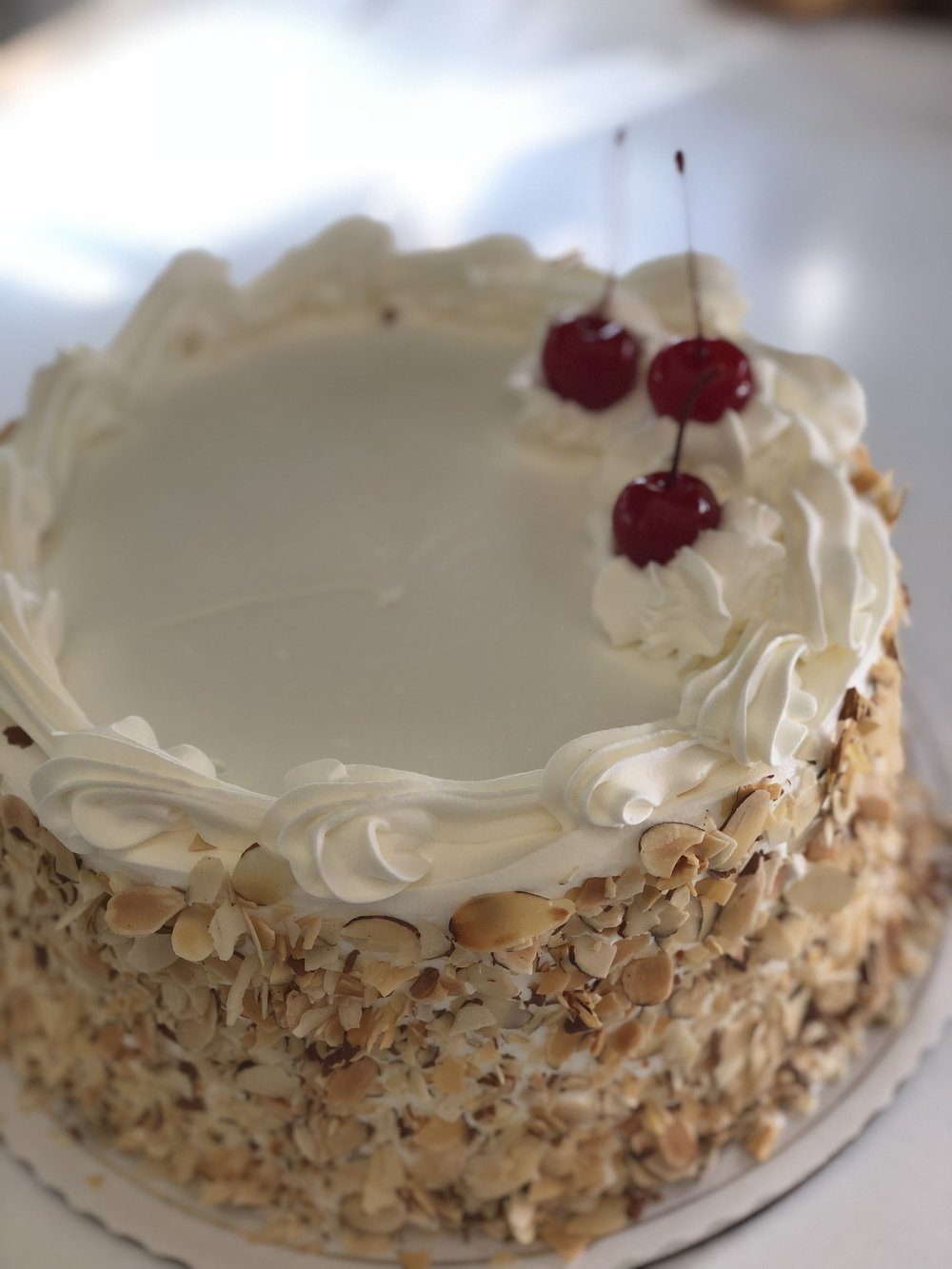 One of our most popular, Tres Leches Cake.