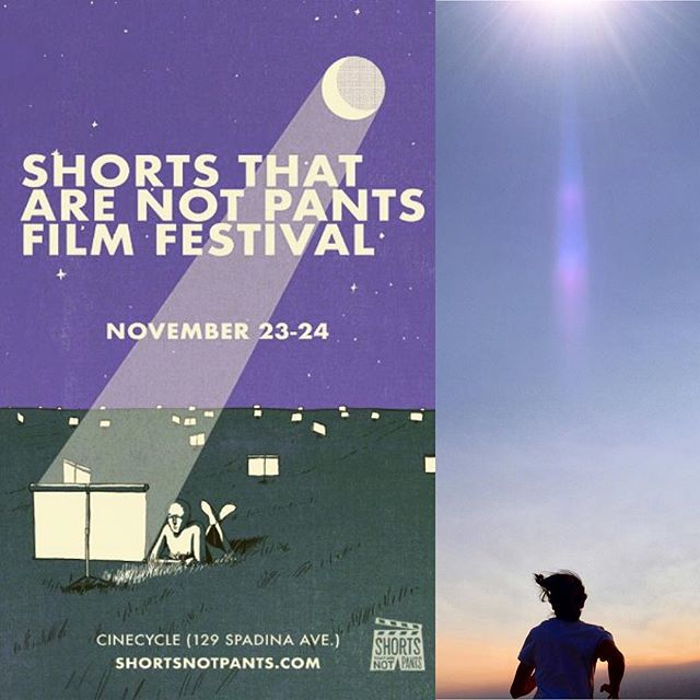 Out of all the festivals we are about to screen at we are most excited about @shortsnotpants in Toronto! 🇨🇦 it oozes genuine passion for the world of shorts & cinema and can't wait to be a part of it 🙏🏻 #soulsoftotality