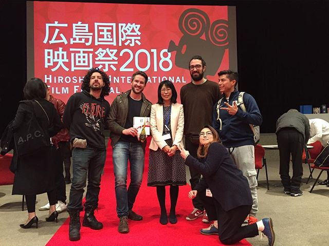 Hiroshima, Mon Amour! Souls of Totality has WON the Grand Prix Award at the 広島国際映画祭 - Hiroshima International Film Festival!! Thank you to Producer @jamesgordonmitchell who travelled there to represent! Thank you to the festival and the jury for this huge honor you have given us. #soulsoftotality