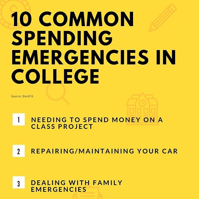 Any more suggestions? For full list, click link in bio! We're covering budgeting basics to get you ready for #collegelife. . . . . . #tuesdaymotivation #tuesdaytransformation #tuesdaytip #collegebound #collegeaccess #college #collegeapplication #collegestudent #collegeproblems #highschoolteacher #highschoolgraduation #teachers #highschoolsenior #highschooljunior
