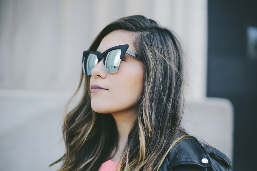 quay x desi TYSM sunglasses