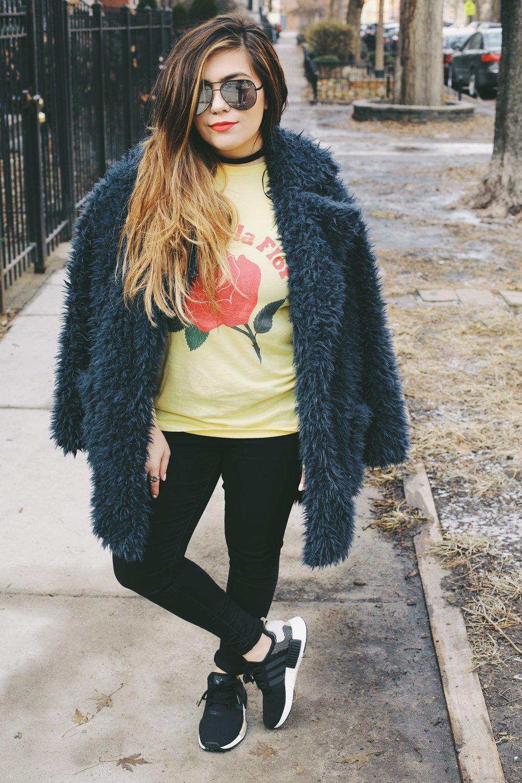 como la flor mazapan shirt