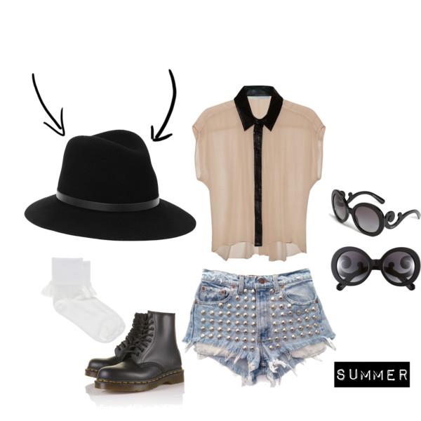 hat by Rag & Bone