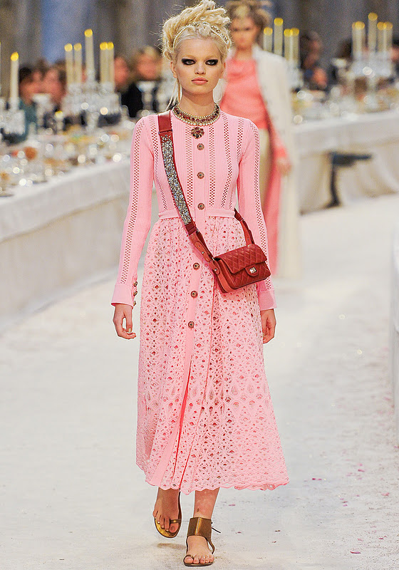 CHANEL Pre-Fall 2012 Paris-Bombay Collection