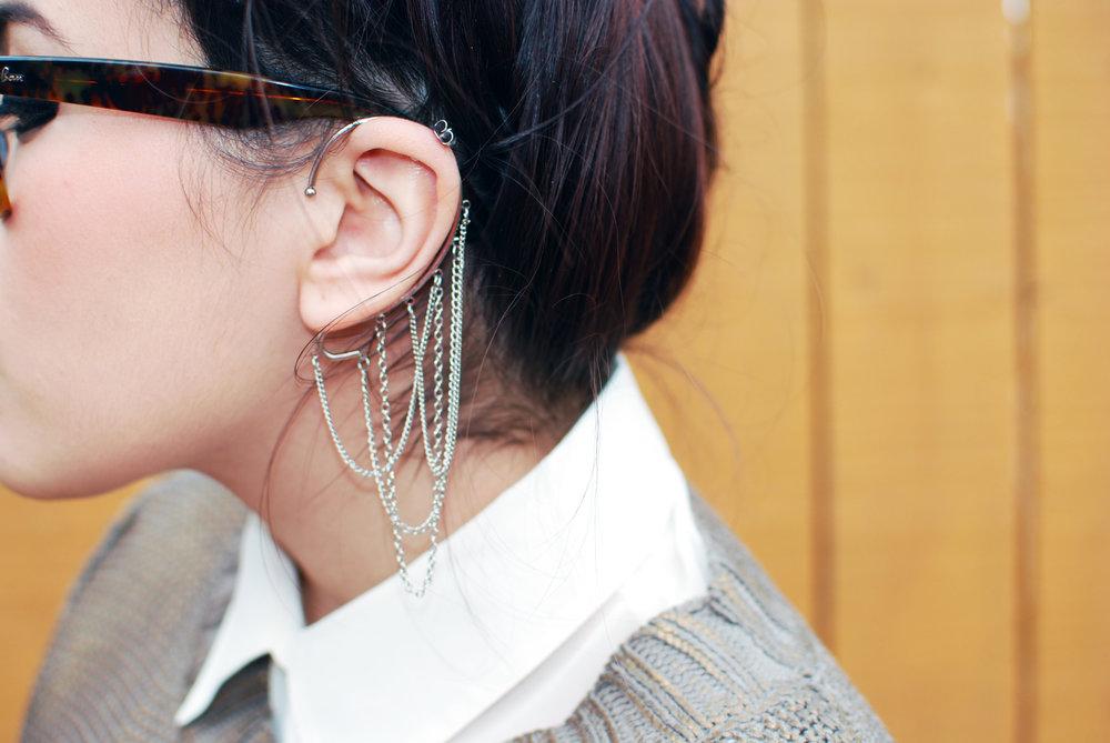 ear jacket