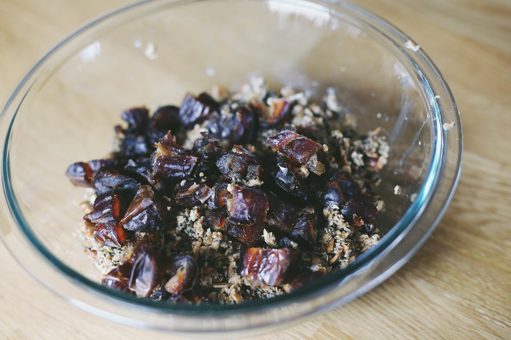 Dates in aimee song's raw bar recipe
