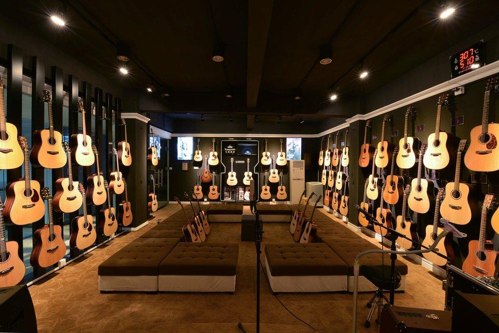 Kepma Reference Guitar Vault