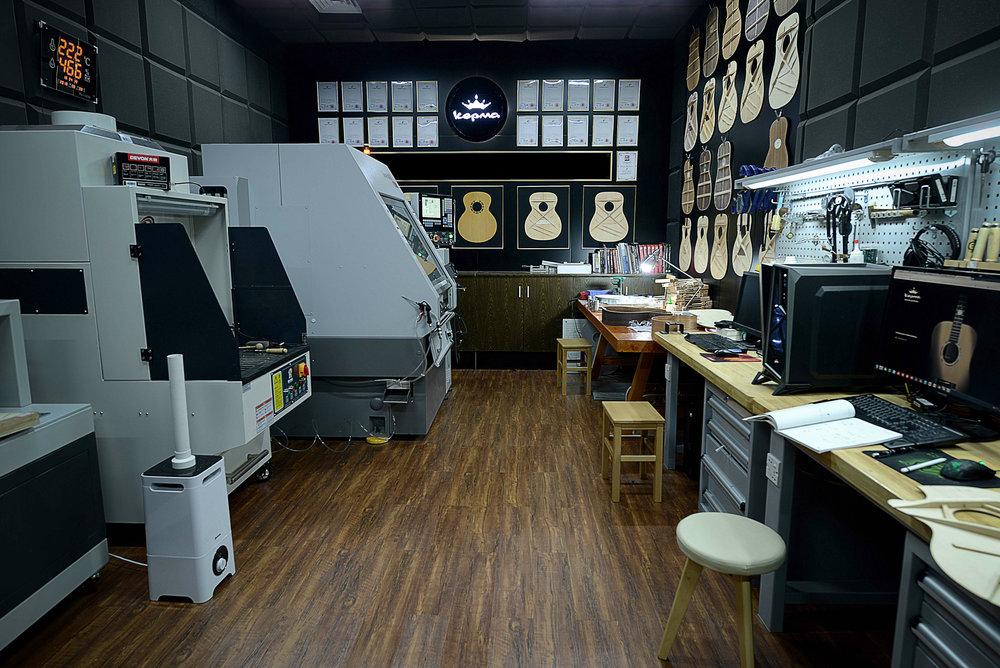 Kepma R&D Facility