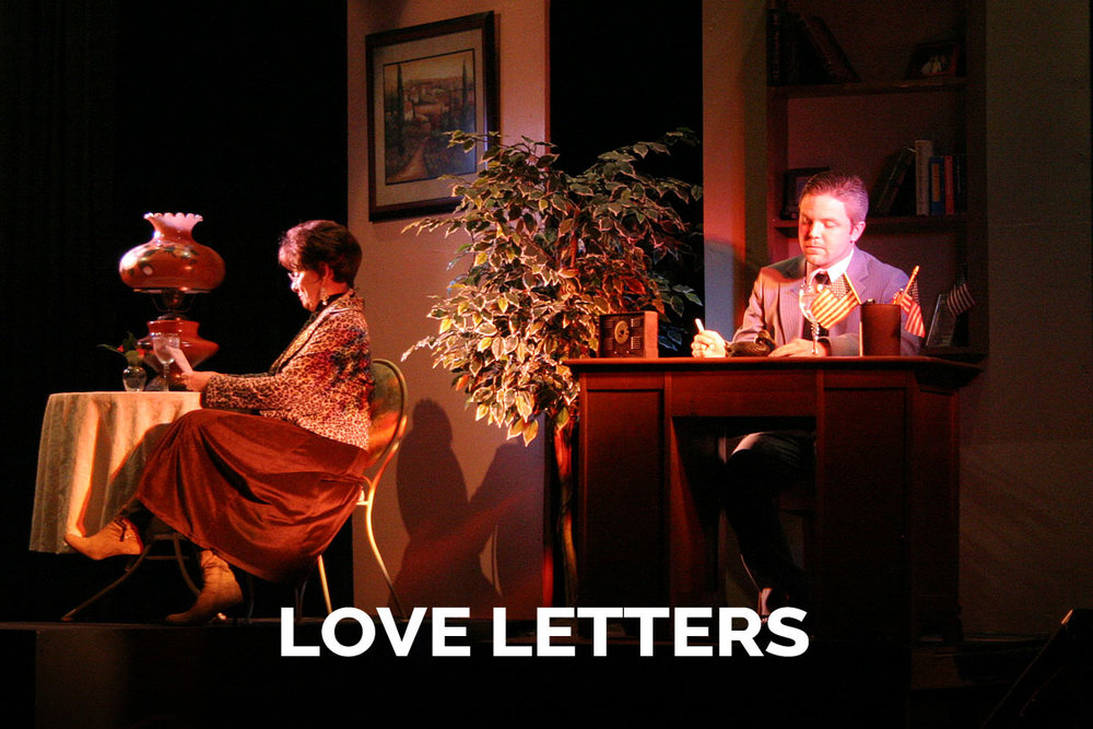 Love Letters presented by the Spanish Trail Playhouse