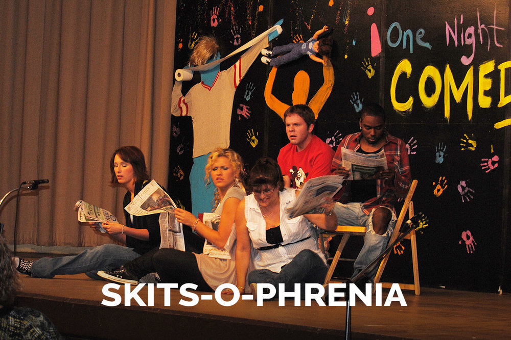 Skitsophrenia 2010 presented by The Spanish Trail Playhouse