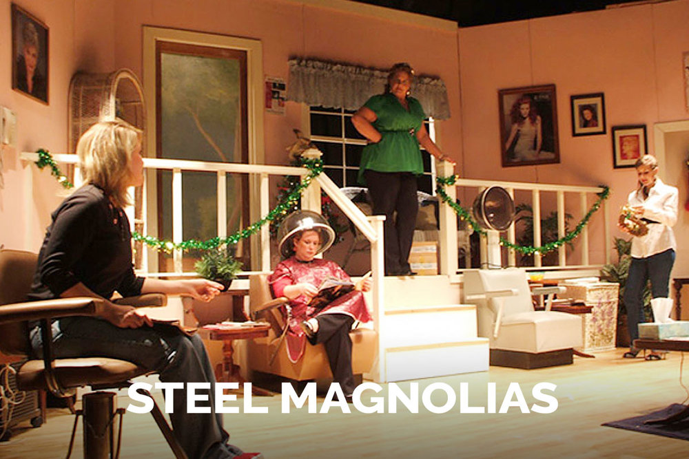 Steel Magnolias 2008 presented by the Spanish Trail Playhouse