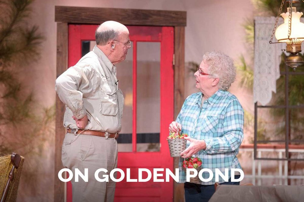 On Golden Pond presented by the Spanish Trail Playhouse