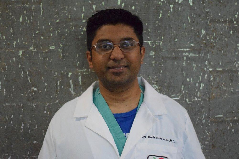 Hari Radhakrishnan, MD | Chief Science Officer    Read more