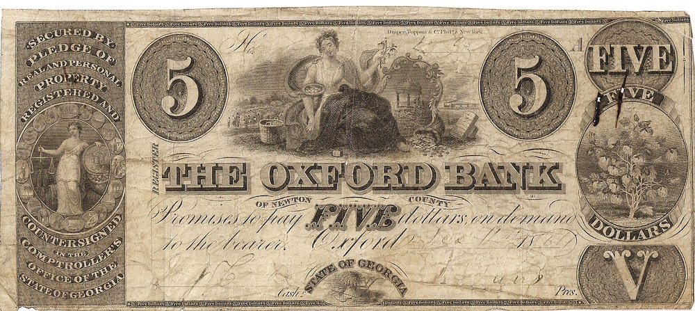 The Oxford Bank -