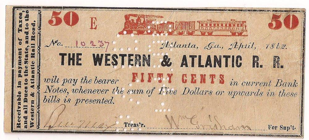 Series E - April 1862