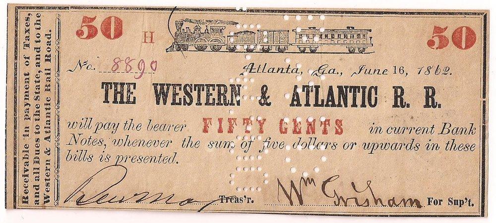 Series H - June 16, 1862