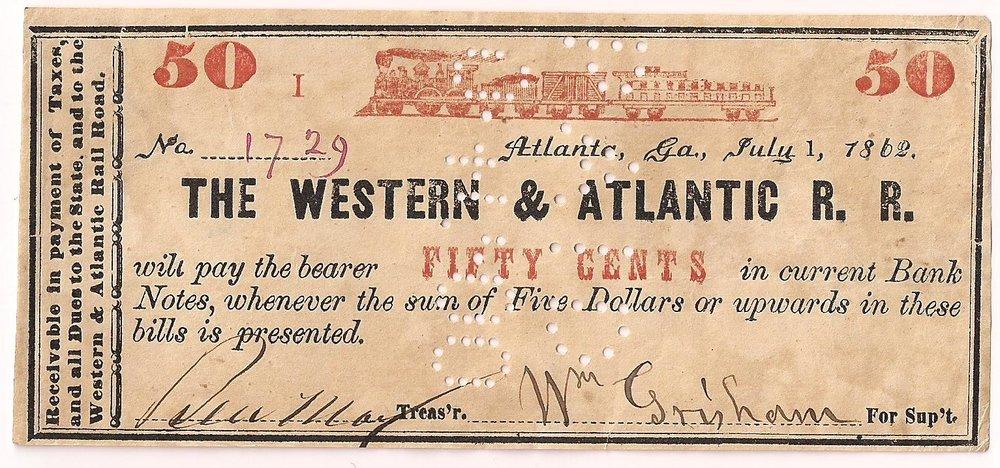 Series I - July 1, 1862