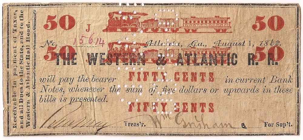 Series J - August 1, 1862