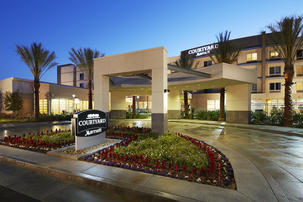 Courtyard Marriott Long Beach