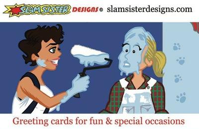 SLAMSISTER DESIGNS