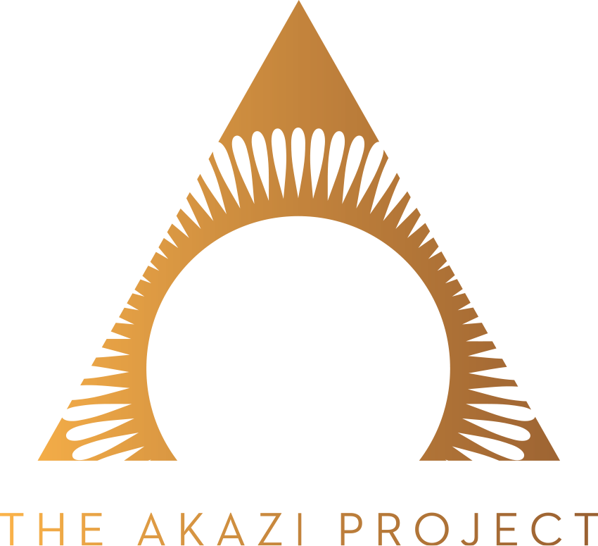 The Akazi Project - Logo - www.theakaziproject.org