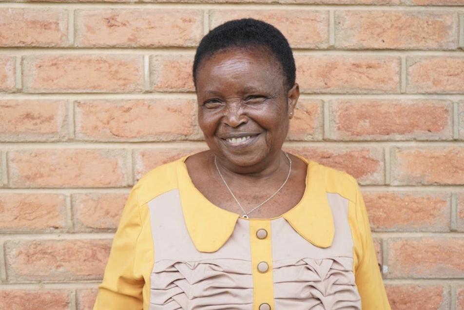 Grace - Artisan - The Akazi Project - www.theakaziproject.org
