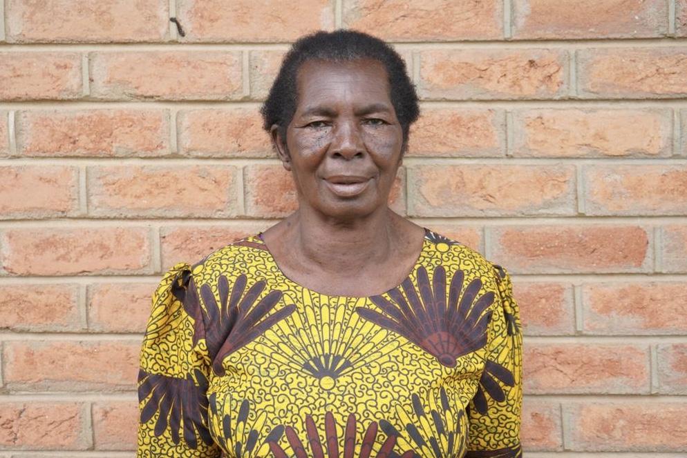 Florence - Artisan - The Akazi Project - www.theakaziproject.org