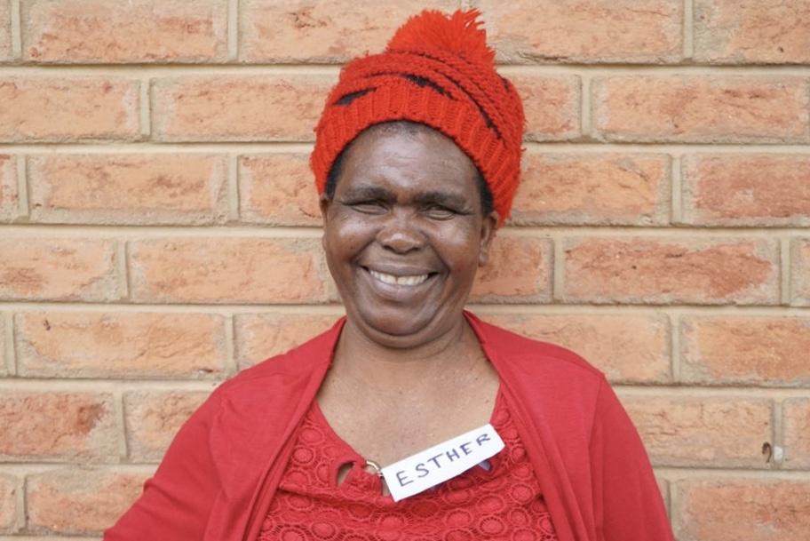 Esther - Artisan - The Akazi Project - www.theakaziproject.org
