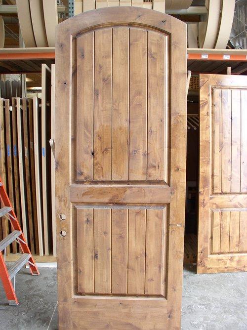 Natural Wood Entry Doors Taylor Trim Supply Inc