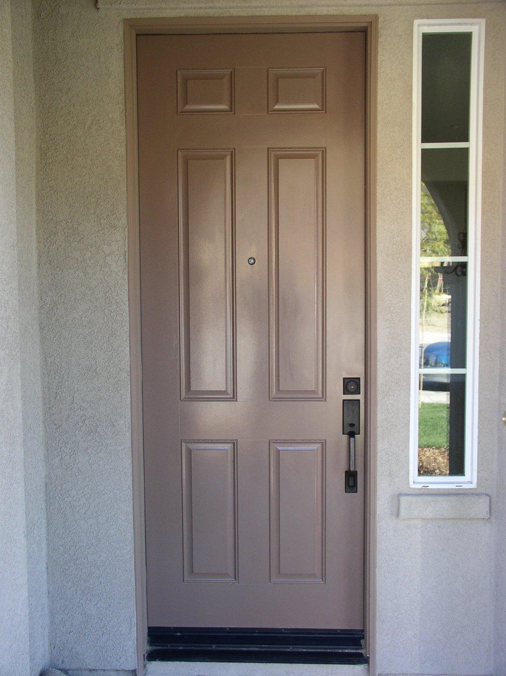 6 PANEL METAL ENTRY DOOR.JPG