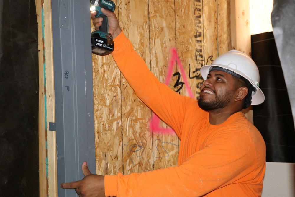 Experienced - Multi Family Finish Carpenter/Trim Installer - (San Diego - South)